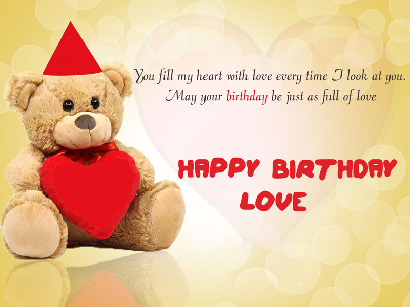 Birthday Quotes Messages Status For Fiance