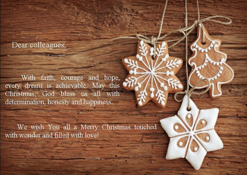 Christmas Wishes For Colleagues - Messages For Coworkers - WishesMsg