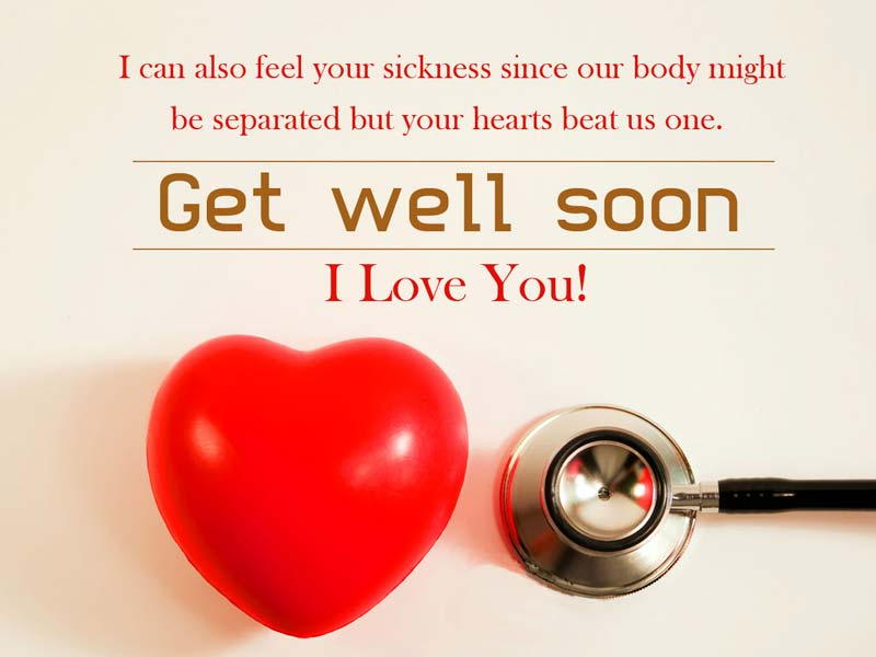 get well soon wishes for girlfriend