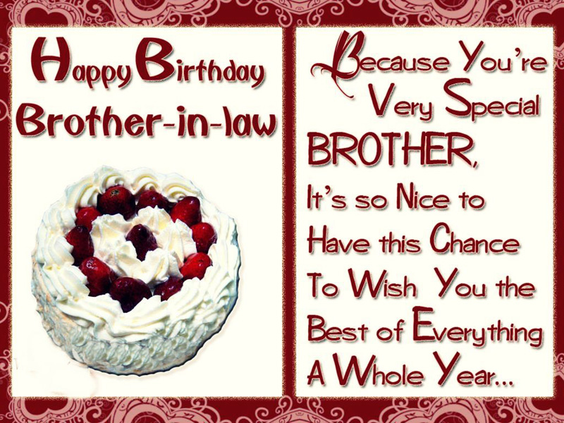 Happy Birthday Wishes And Messages For Brother In