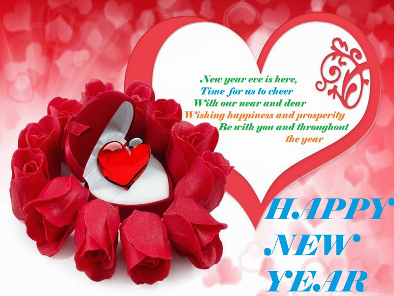 Romantic New Year Messages For Husband & Wife - WishesMsg