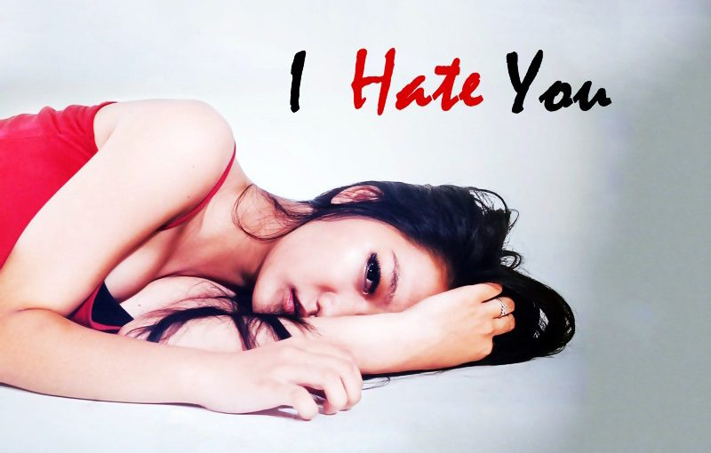 I Hate You Messages For Ex Boyfriend & Girlfriend