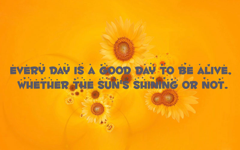 Inspiring Good Day Wishes Quotes