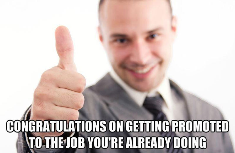 Job promotion quotes and wishes