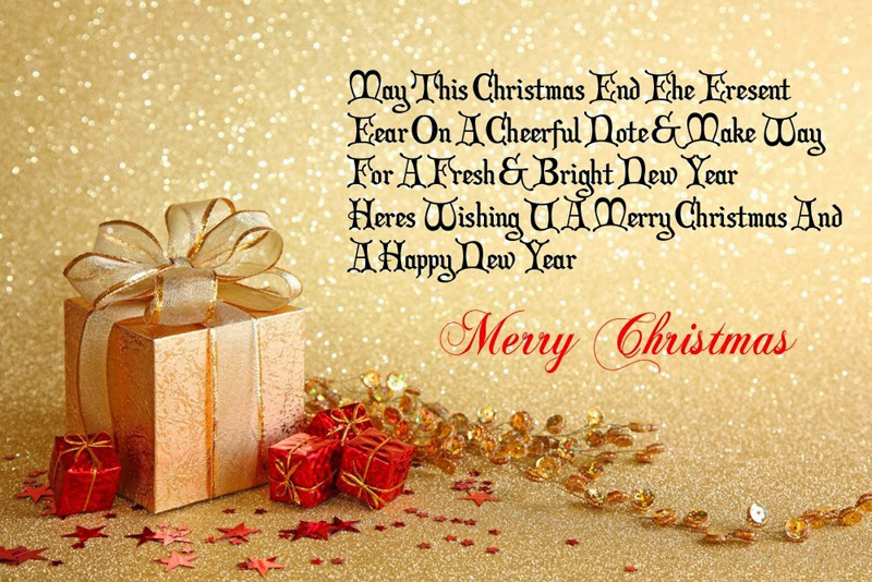Merry Christmas Wishes, Messages and Greetings | WishesMsg