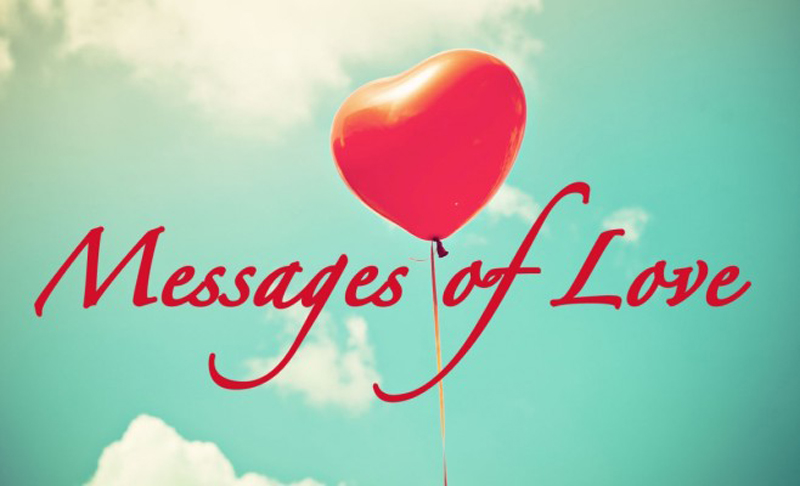 Beautiful Love Messages – Romantic Words Of Love