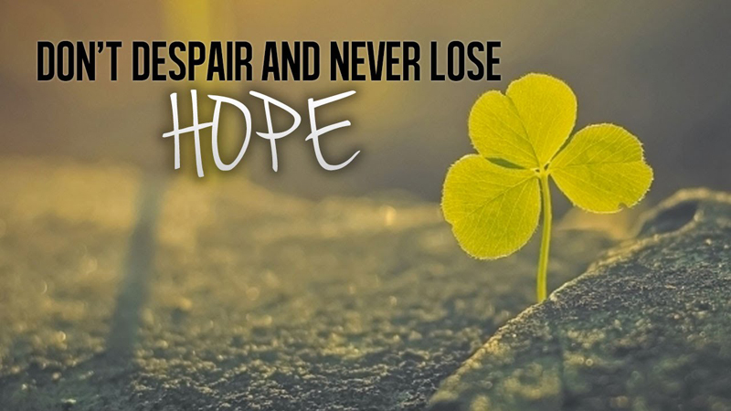 never-loss-hope-messages
