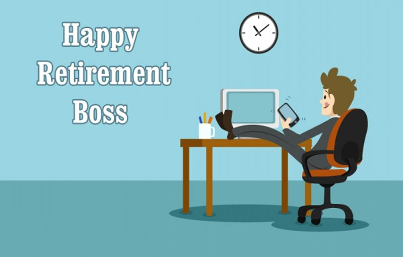 Retirement Wishes For Boss - Messages To Say Goodbye