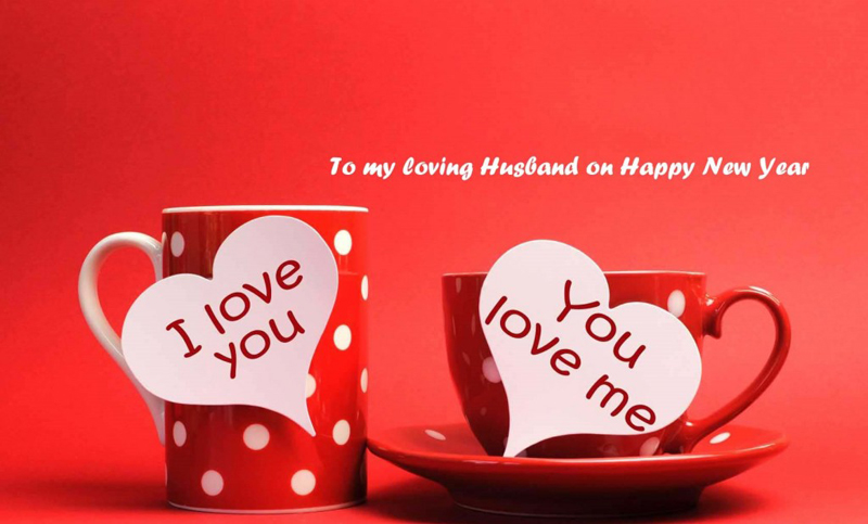 romantic happy new year messages for husband