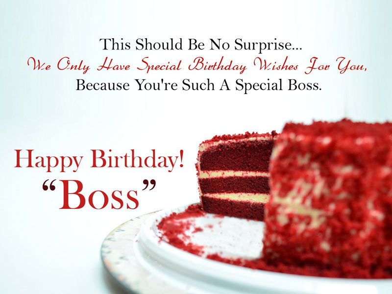 Birthday Wishes For Boss Formal And Funny Messages Wishesmsg
