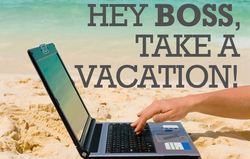 Vacation Messages For Boss - Best Holiday Wishes