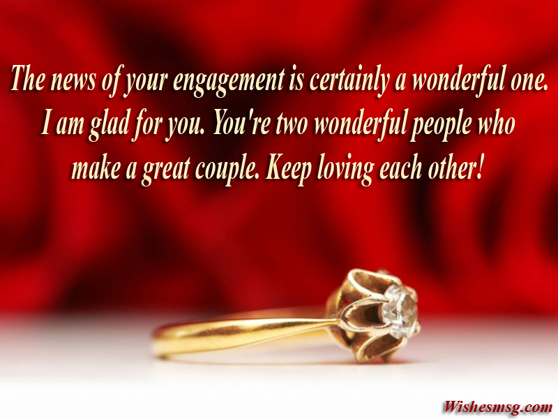 Engagement messages for fiance
