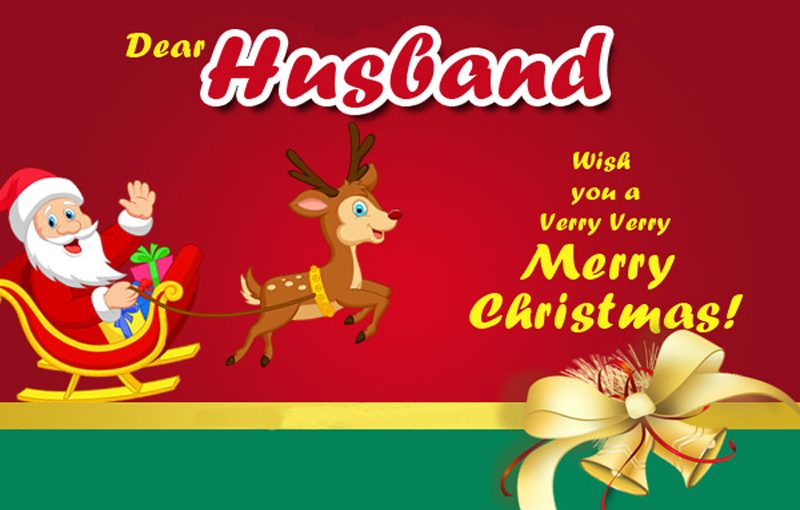 Christmas Messages For Husband – Romantic Wishes