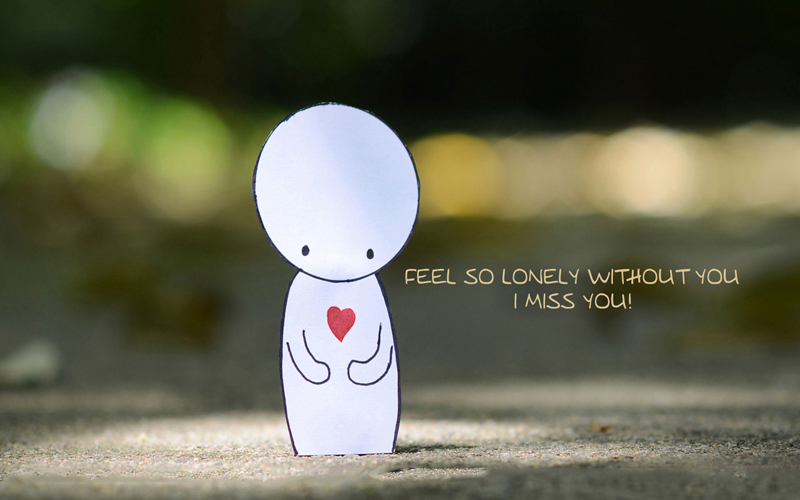 Best Feeling Alone Messages Heart Touching Lines Wishesmsg