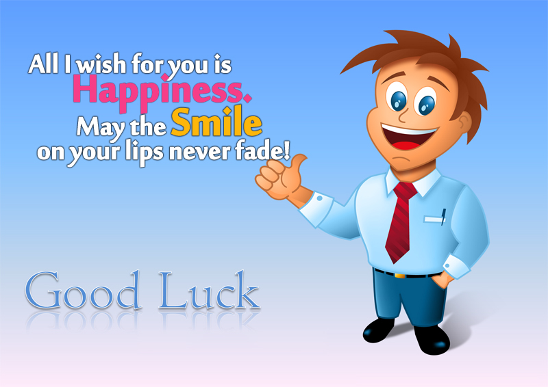 best good luck messages