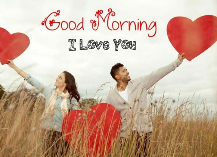 Good Morning Love Messages - Romantic & Sweet Wishes - WishesMsg