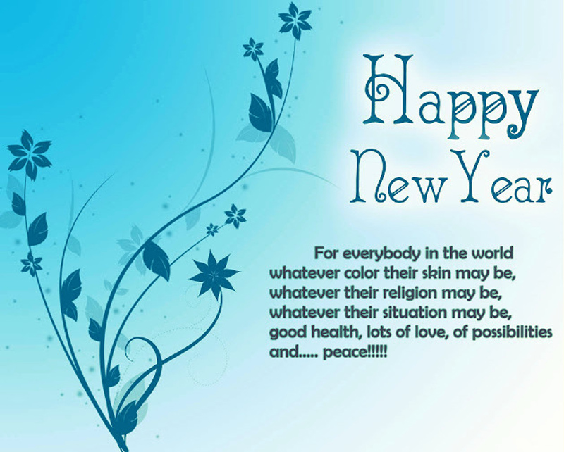 Image new year greetings