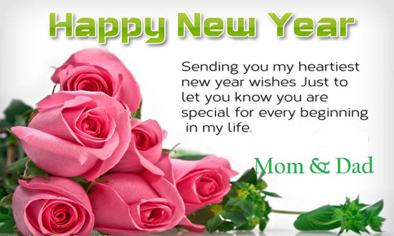 Happy New Year Wishes For Friends And Family Wishesmsg