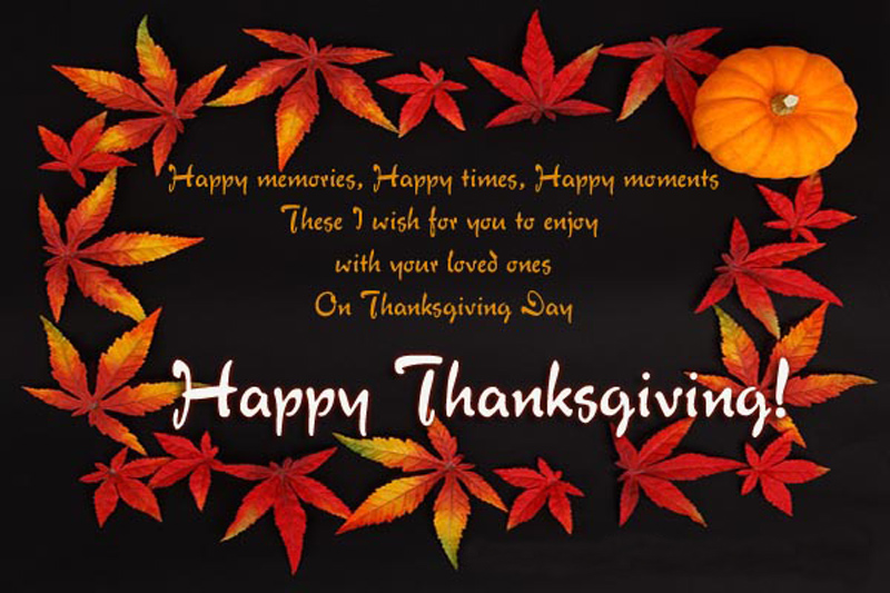 happy thanksgiving messages picture