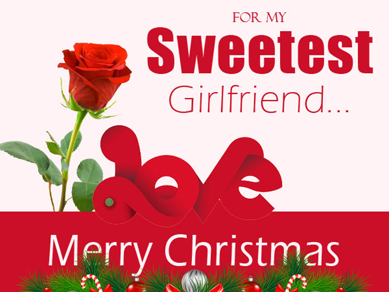 Sweetest Christmas Messages For Girlfriend & Wishes