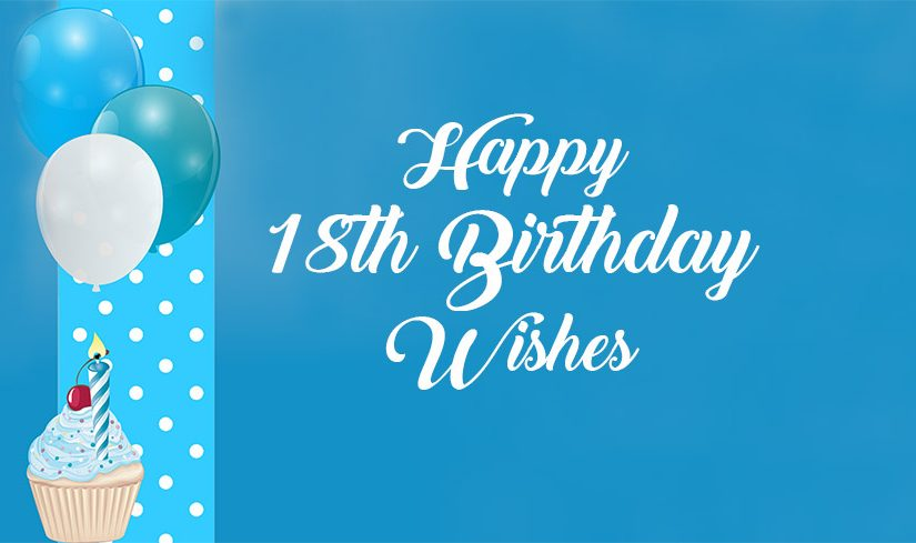 Prime 18Th Birthday Wishes Happy 18Th Birthday Messages And Quotes Funny Birthday Cards Online Fluifree Goldxyz