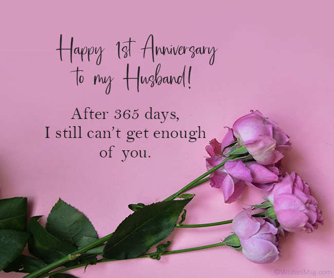1st-Anniversary-Wishes-for-Husband