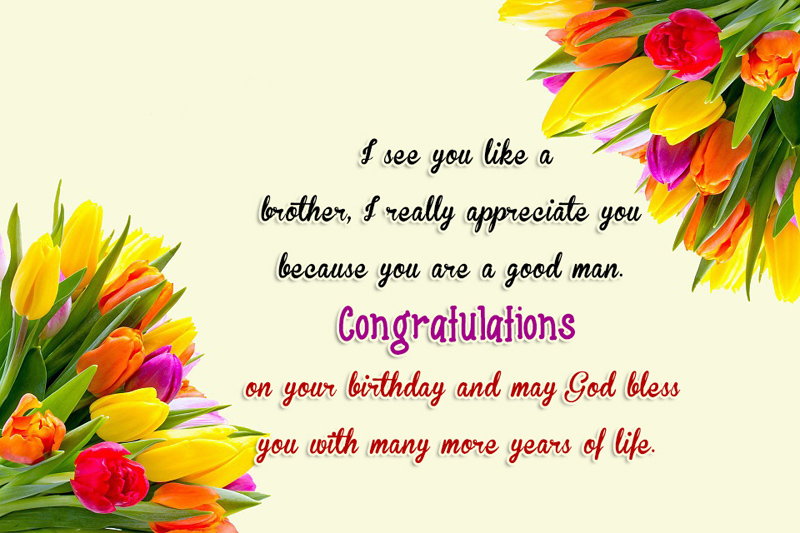 Birthday wishes for brother in law birthday messages wishesmsg best birthday wishes for brother in law m4hsunfo
