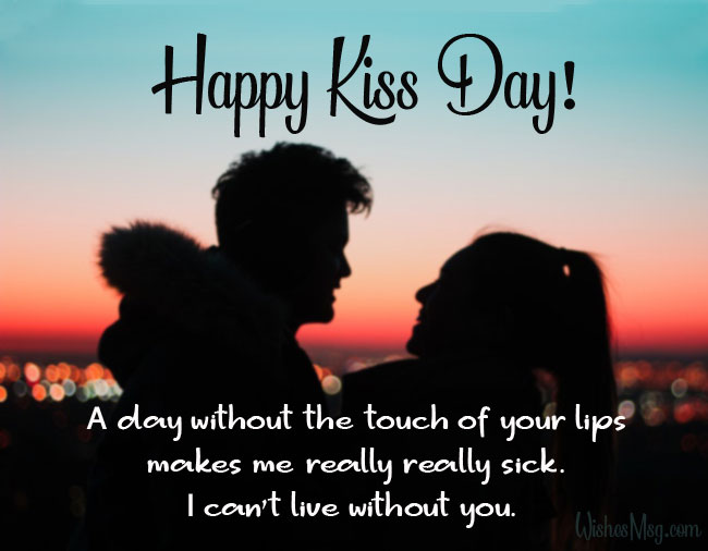 Best-Kiss-Day-Messages