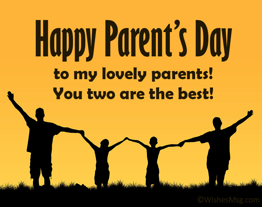 Parents Day Wishes Messages