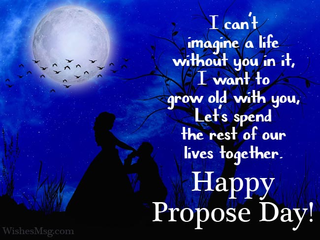 Best-Propose-Day-Wishes