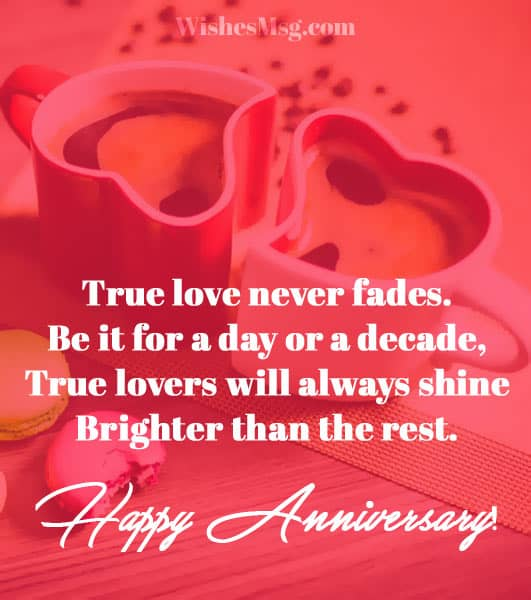 Wedding Anniversary Wishes Happy Marriage Anniversary Messages