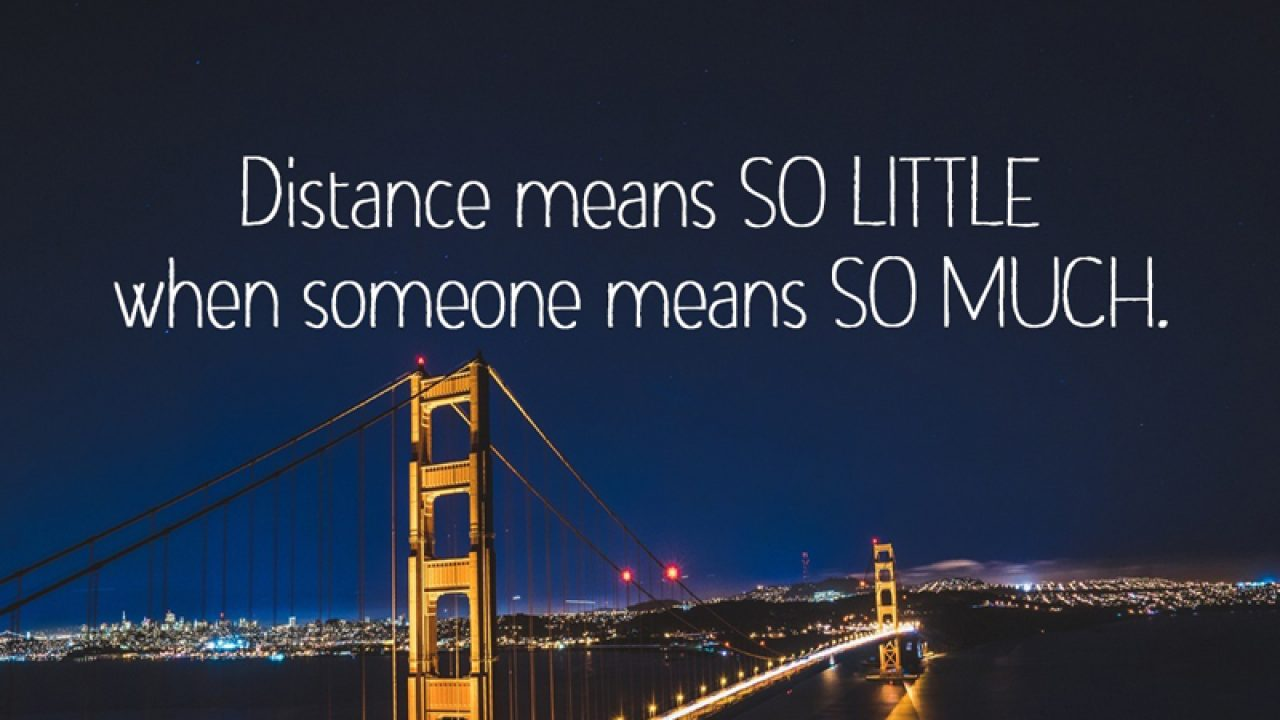 Romantic Long Distance Relationship Messages Wishesmsg