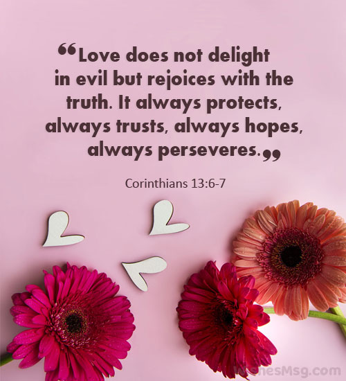 Bible Verses About Love and Trust