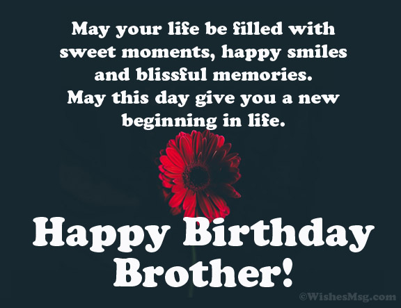 Image result for birthday wishes for brother