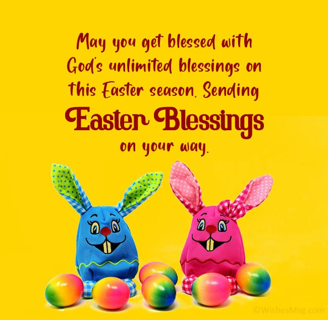 Easter Messages for Professional Relationship