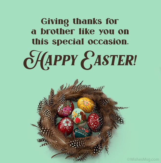Easter-Wishes-To-Brother