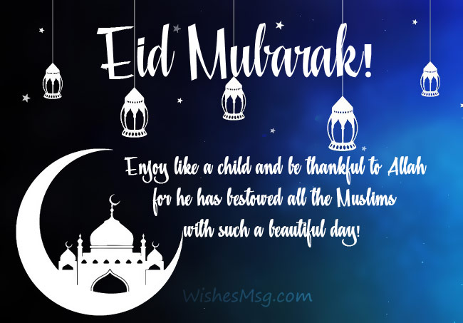 Eid mubarak messages happy eid wishes and greetings 2018 eid mubarak images 2018 m4hsunfo