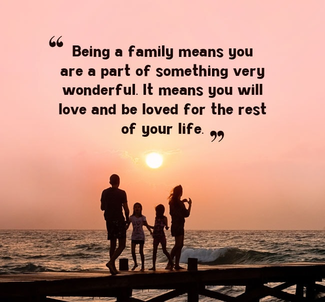 Family Love Messages