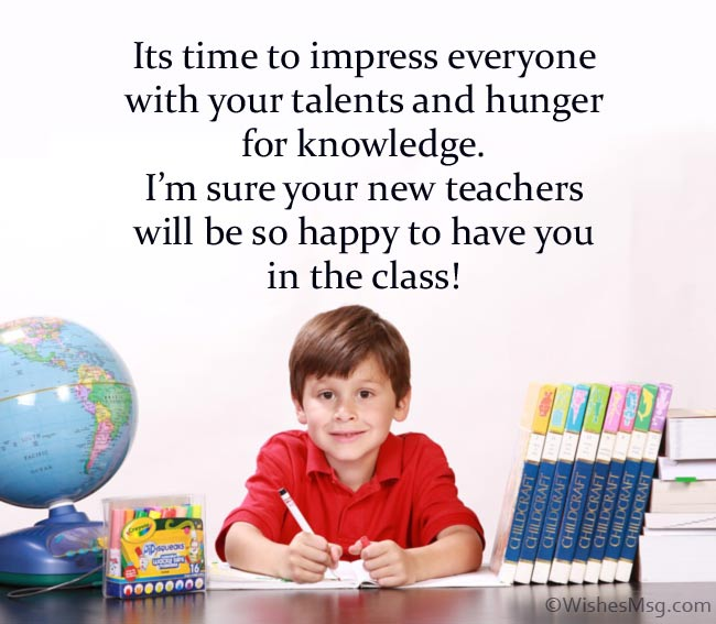 first day of school wishes for kindergarten