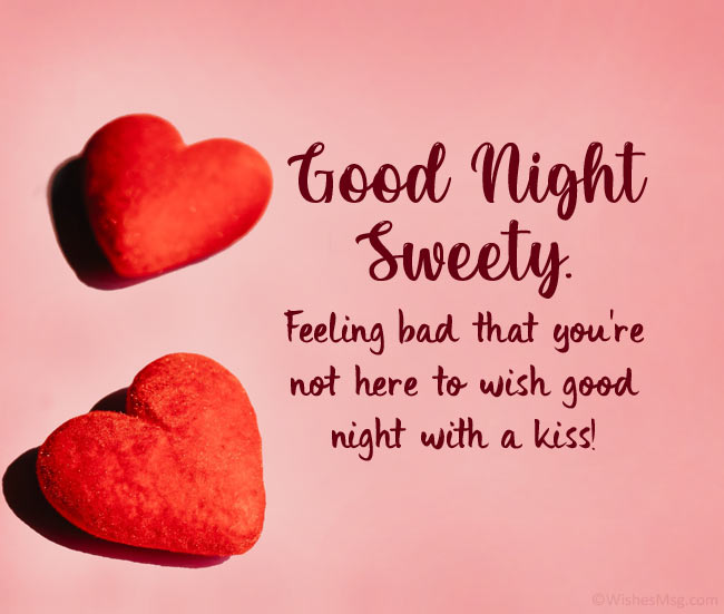 Flirty Good Night Texts for Her
