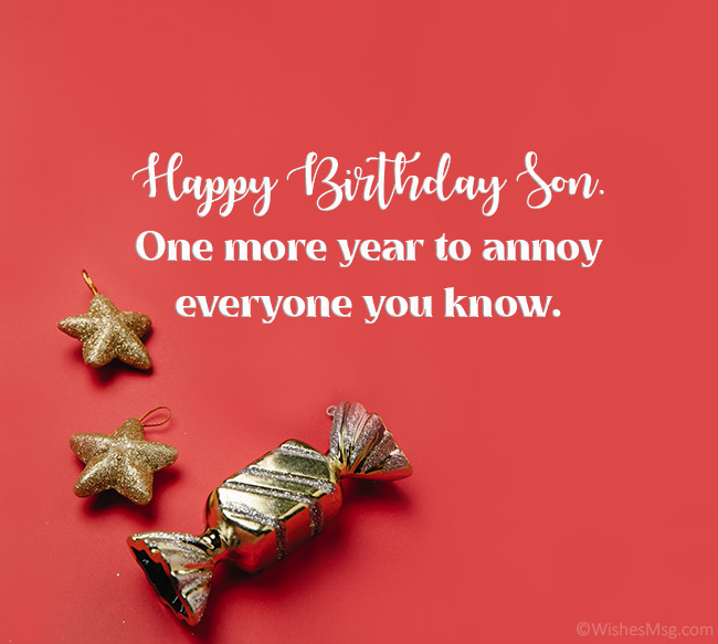 Funny-Birthday-Wishes-For-Son