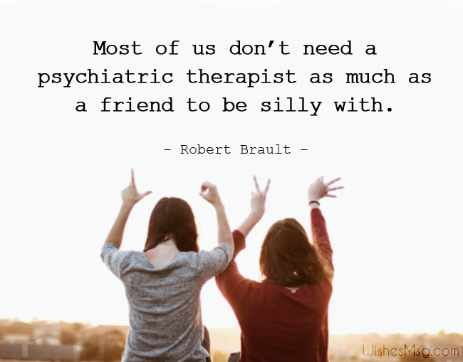 65 Funny Friendship Messages, Texts and Quotes - WishesMsg