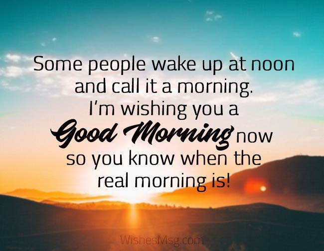 150 Good Morning Messages Wishes And Quotes Wishesmsg