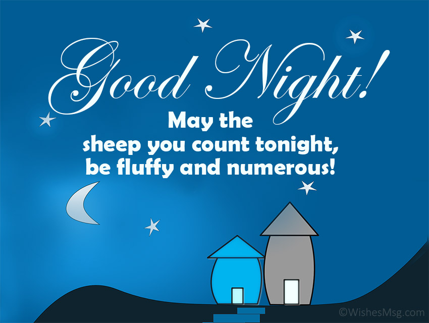 120 Good Night Messages Wishes And Quotes Wishesmsg