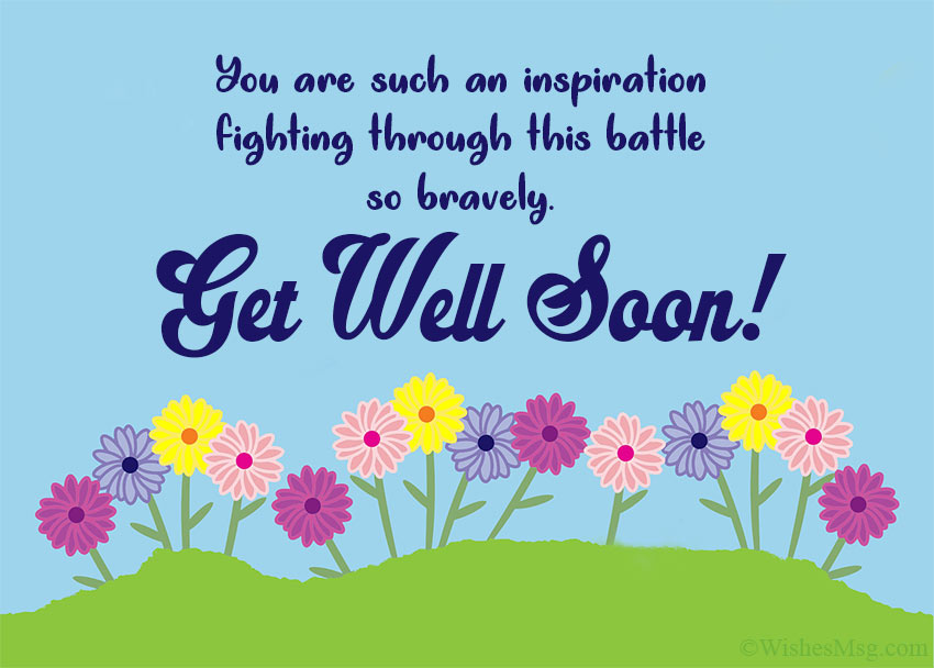 Get Well Wishes for Cancer Patients