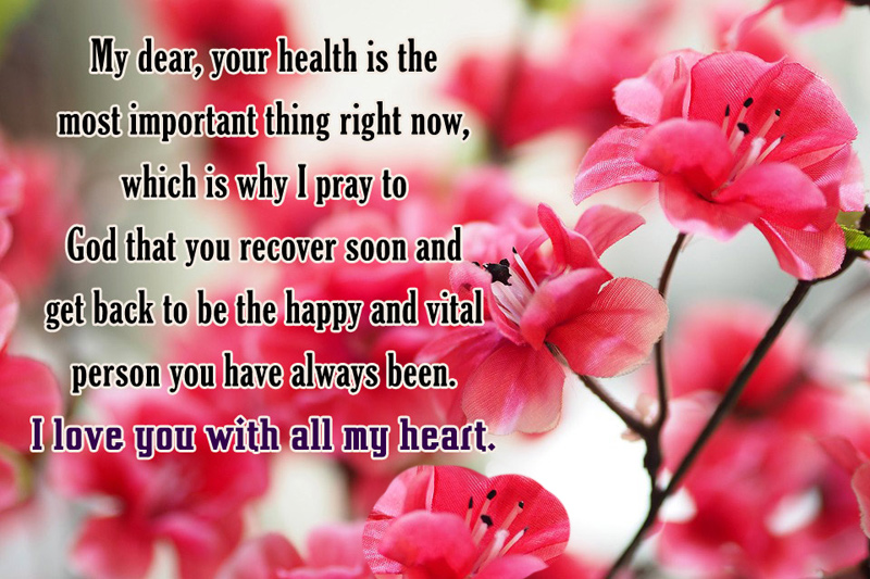 Get Well Soon Messages For Boyfriend - Sweet Wishes and Quotes