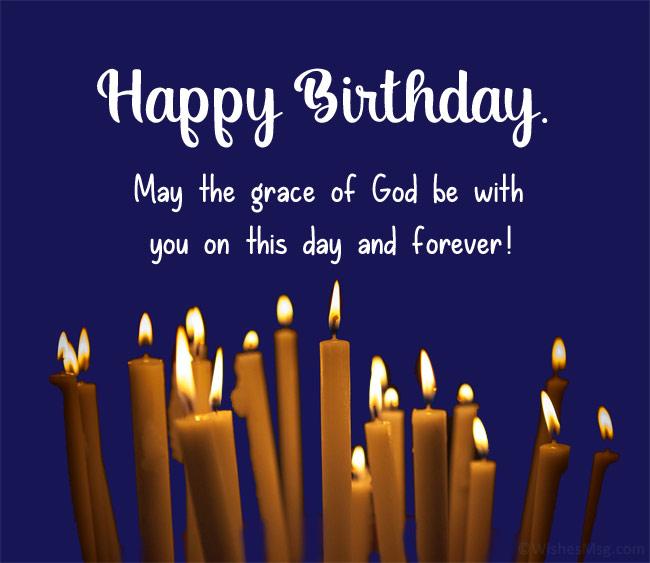 Good Luck Prayers for Birthday