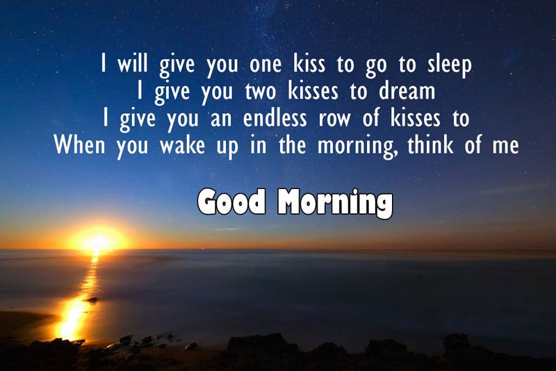 good morning messages for boyfriend romantic wishes