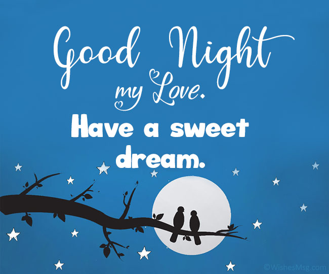 Good-night-my-love