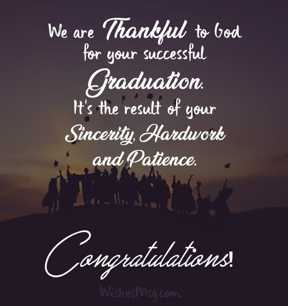Graduation Wishes for Son : Congratulations Message and Quotes